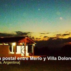 LA POBLACIÓN: un poblado y una postal entre Merlo y Villa Dolores [Córdoba, Argentina]