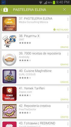Búsqueda en Play Store