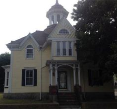 Victorian house on pinterest victorian house homes for for Victorian cupola
