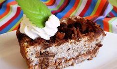 Pohankový nákyp s jablky Tiramisu, Banana Bread, French Toast, Food And Drink, Breakfast, Ethnic Recipes, Basket, Morning Coffee, Tiramisu Cake