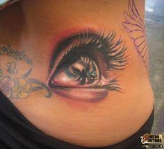 tatuaggio contorno occhi #tatuaggi #tatuaggio #tattoos #tattoo #nitrotattoos