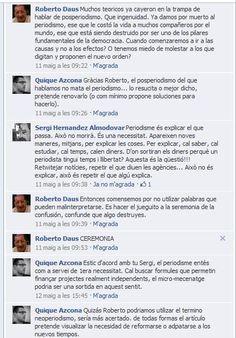 Debat a Facebook sobre #posperiodisme per http://storify.com/qazcona/hacke-al-periodisme