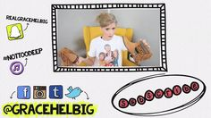 Youtube Video End Card Example by Grace Helbig
