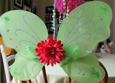 Sixty-Fifth Avenue: Butterfly Birthday Party