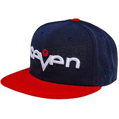 Seven Brand Snapback Cap - Red