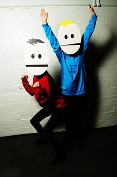 Terrance & Phillip from South Park costume