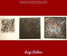 Di Luigi Rubino - Collettiva Gennaio 2015 - #LEGNANO