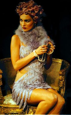 Kate Moss for Christian Dior by John Galliano 1997