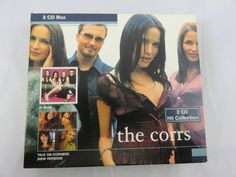 The Corrs 2 CD Box-Set & Sammlung Hit Collection, In Blue & Talk on Corners
