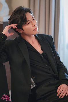 Kim Jae Wook in Talks for 2020 OCN Romance Thriller Drama Train Korean Star, Korean Men, Asian Men, Park Hae Jin, Park Hyung, Coffee Prince, Hyun Bin, Drama Korea, Korean Drama