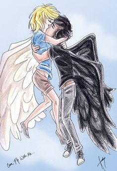 Come Fly With Me: Max and Fang by *blindbandit5 on deviantART Maximum Ride