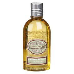 Buy L'Occitane Almond Shower Oil, 250ml Online at johnlewis.com