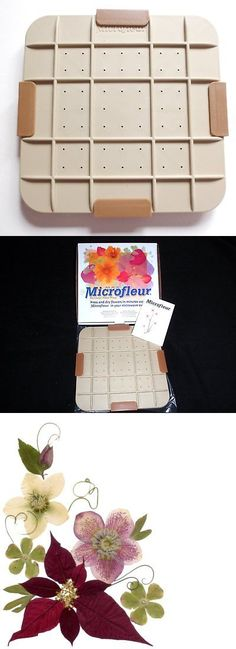Dried Flowers 16493: Microfleur 9 23 Cm Microwave Max Flower Press -> BUY IT NOW ONLY: $65.67 on eBay!