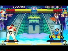 Marvel vs. Capcom Clash of Super Heroes (マーヴル VS. カプコン クラッシュ オブ スーパーヒーロー...Pur non essendo per nulla difficile l'ultimo boss qualche problema lo da...tra l'altro non so perché non m'è uscito nemmeno uno special character....
