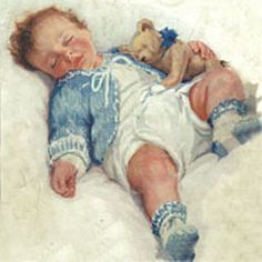 Gilded Collection > Boy with Teddy