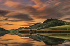 Cloud race over the lake by Peter Zajfrid on 500px