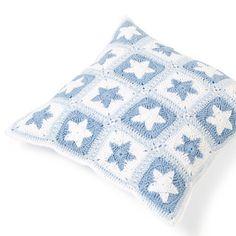 Crochet Cushion Cover, Crochet Cushions, Crochet Pillow, Crochet Granny, Baby Blanket Crochet, Cushion Covers, Crochet Stitches, Crochet Baby, Pillow Covers
