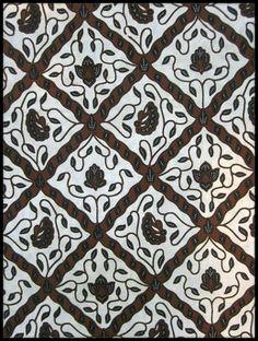 Geometric Printed #Batik from Solo, #Indonesia