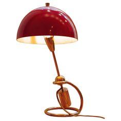 Angelo Lelli, Table Lamp for Arredoluce, 1950s.