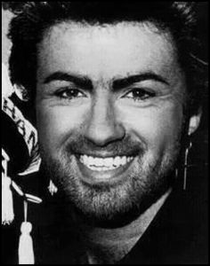 George Michael- I am in love with his smile!