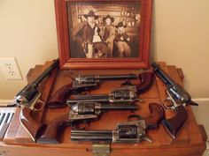 Uberti Single Action Army Revolvers