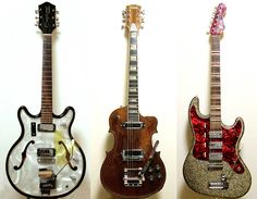 There is something similar for Italian vintage guitars, the quite famous fetishguitars.com.