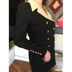 2c293739fc Les 8 meilleures images de Veste tailleur femme | Jackets, Business ...