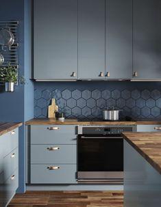 Cuisine IKEA : les plus beaux modèles du géant suédois - Elle Décoration