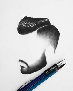 Cool New Beard Style, Hair And Beard Styles, Hair Styles, Cool Pictures For Wallpaper, Baby's First Haircut, Gents Hair Style, Beard Art, Mens Facial, Hair Png
