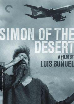 """""""Simón del desierto"""", fantasy-comedy short-film by Luis Buñuel (Mexico, 1965)"""