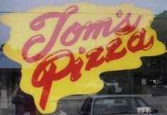 Tom's Pizza, DeLand, FL