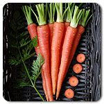 Organic Atomic Red Carrot