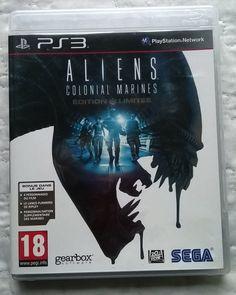 Jeux Video pour playstation 3 PS3 - Aliens Colonial - édition limitée