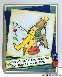Hello Ai friends and happy Monday!   Hope you are enjoying your summer days! Do you like fishing? Or maybe the new cool way of catching s...