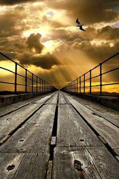 Plank Bridge, Blyth, England
