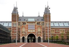 How to See the Rijksmuseum in 2 Hours - Eating Europe Visit Amsterdam, Amsterdam Travel, The Fault In Our Stars, Filming Locations, Cool Bikes, Where To Go, Cool Places To Visit, Big Ben, Travel Inspiration