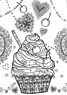 Pin by Danielle Pribbenow on Coloring is THE BEST therapy