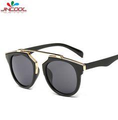 $4.19 (Buy here: https://alitems.com/g/1e8d114494ebda23ff8b16525dc3e8/?i=5&ulp=https%3A%2F%2Fwww.aliexpress.com%2Fitem%2FJinCool-So-Fashion-Sunglass-2016-Cat-Eye-Real-Coating-Sunglasses-Women-Brand-Designer-Vintage-Sun-Glasses%2F32614645155.html ) JinCool So Fashion Sunglass 2016 Cat Eye Real Coating Sunglasses Women Brand Designer Vintage Sun Glasses Men Oculos de sol S430 for just $4.19