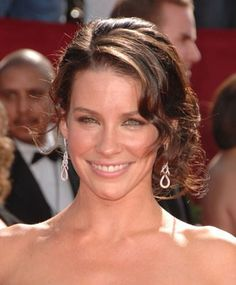 evangeline lilly. we'll see. i like her. but we'll see.