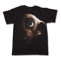 Dobby™ Half-Face Adult T-Shirt