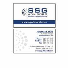 SML Studios - Professional Business Card Design In Long Island New York