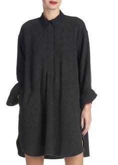 Robe ample en lainage Deborah Gris by ATHE-VANESSA BRUNO