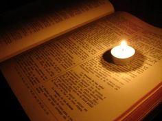 Aprende a hacer fotografías fácilmente con la única ayuda de la luz de una vela