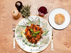 It's hard to imagine a starker contrast in eating cultures than those of Sicily and South Kensington. While Sicilians take unashamed delight in their cuisine, the...