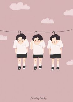 Kawaii Wallpaper, Tumblr Wallpaper, Sana Cute, Chibi, Special Birthday Gifts, Kids Diary, I Still Love Him, Cartoon Profile Pics, Creative Poster Design