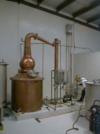 Whisky Stills - Distillation Engineering