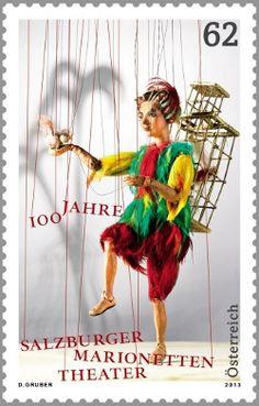 2013-austria-salzburg-marionette-theater-postage-stamp.