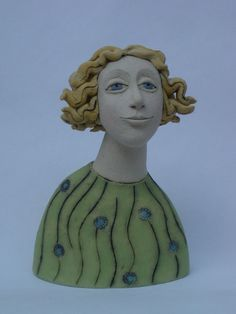 Sarah McDade - Hebden Bridge ceramist ( they remind me of Roelna Bashews peices  ( she used to work at Out of the Box) Love this!