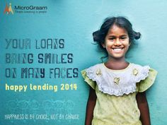 Your loans will bring many smiles in 2014, happy lending!
