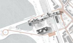 Landscape architecture rendering sketch Ideas for 2019 Landscape Concept, Landscape Architecture Design, Architecture Graphics, Architecture Visualization, Architecture Plan, Urban Landscape, Landscape Bricks, Architecture Interiors, Landscape Lighting